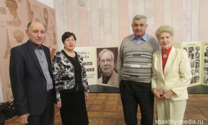 Шахтинцы приняли участие в кинофестивале имени «короля комедии» Михаила Пуговкина