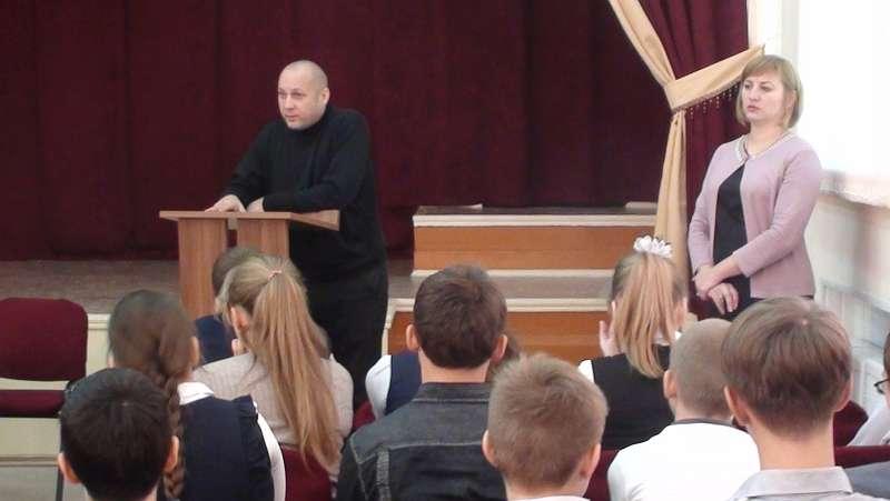 В школе №21 г.Шахты проведена неделя правовой грамотности  «Имею право знать!»