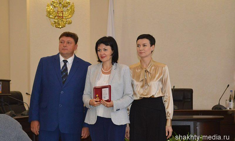 Донские журналисты награждены памятным знаком «80 лет Ростовской области»