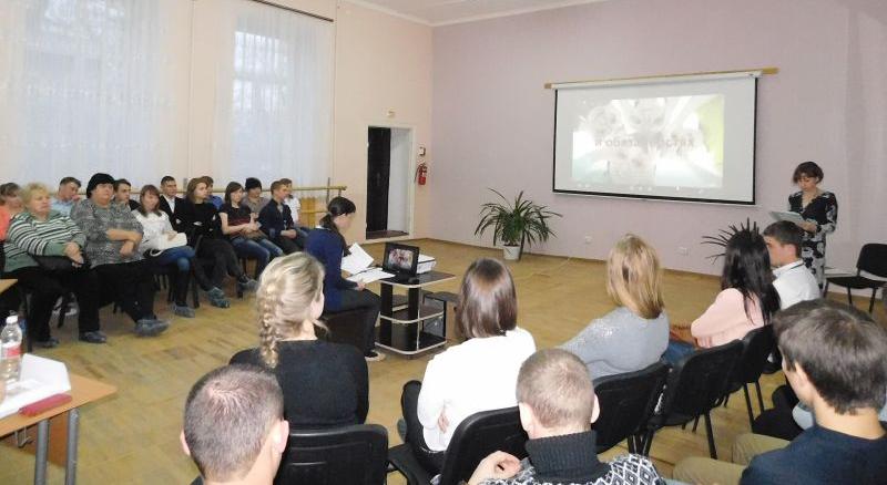 День правовой помощи детям прошел в Шахтинском центре помощи детям №1