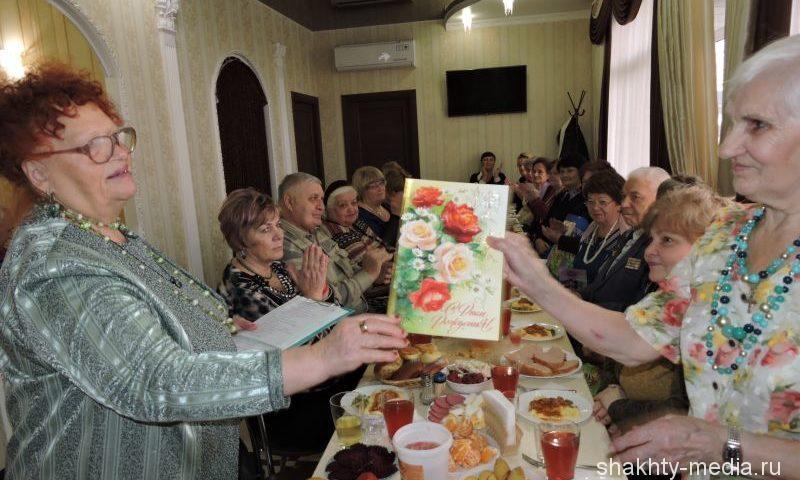 День инвалидов шахтинцы отметили в кафе (ВИДЕО)