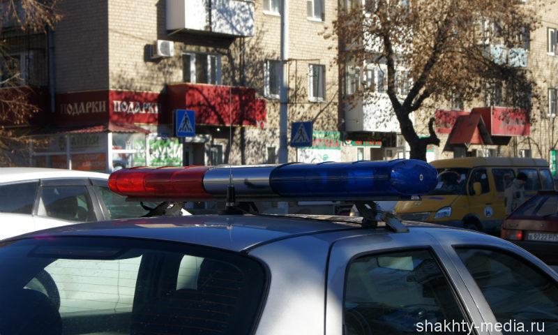 В Шахтах за наезд на пешехода разыскивается автомобиль светлого цвета