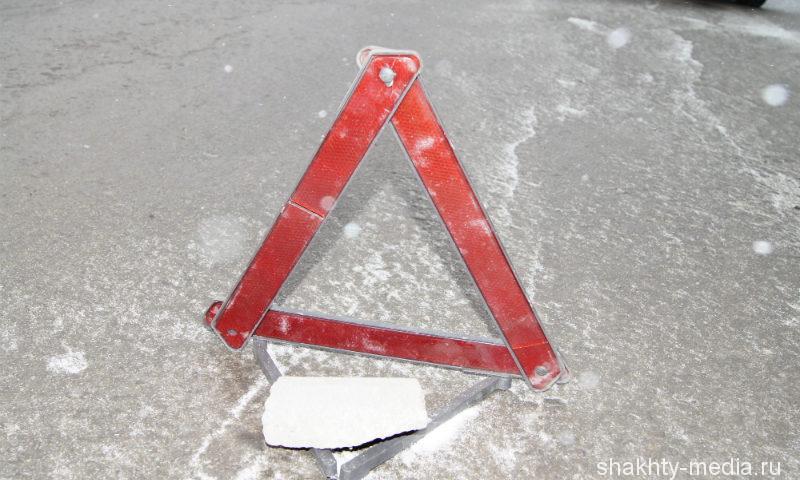 Двухлетний ребенок пострадал в лобовом ДТП на трассе Шахты-Горный
