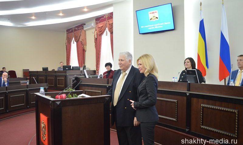 Николай Сергеев награжден  Благодарственным письмом  Законодательного Собрания Ростовской области
