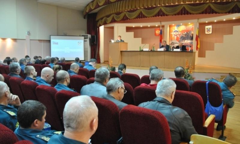 Донское МЧС подвело итоги уходящего года