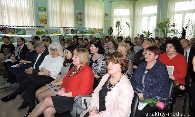 В центральной городской библиотеке прошла церемония награждения работников культуры