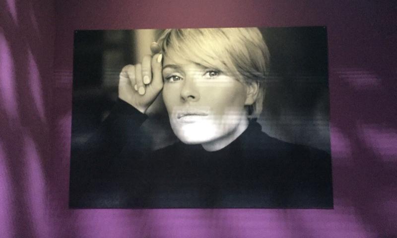 """В киноцентре """"Монитор"""" появилось фото шахтинской актрисы Виктории Масловой"""