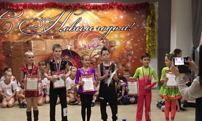 В спортивно-досуговом центре «АЛИСА» г. Шахты прошел День открытых дверей