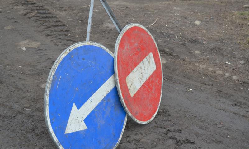 В Шахтах в связи с проводимыми учениями ограничивается движение автотранспорта