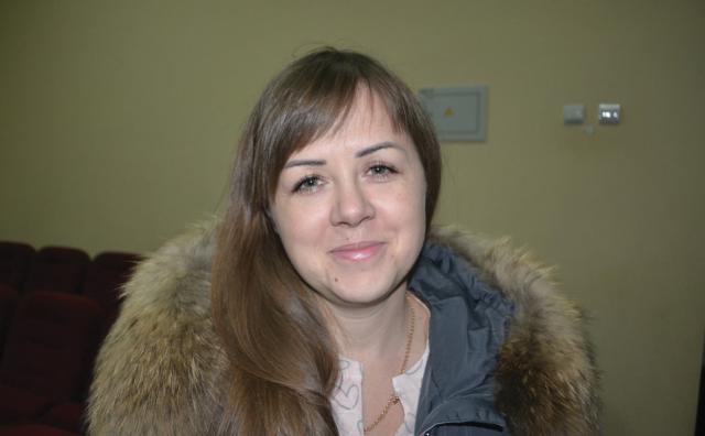 Елена Семенченко, тренер по плаванию ДЮСШ №5: