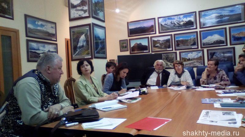 «Шахтинские известия» представили детские и молодежные проекты  в Ростове