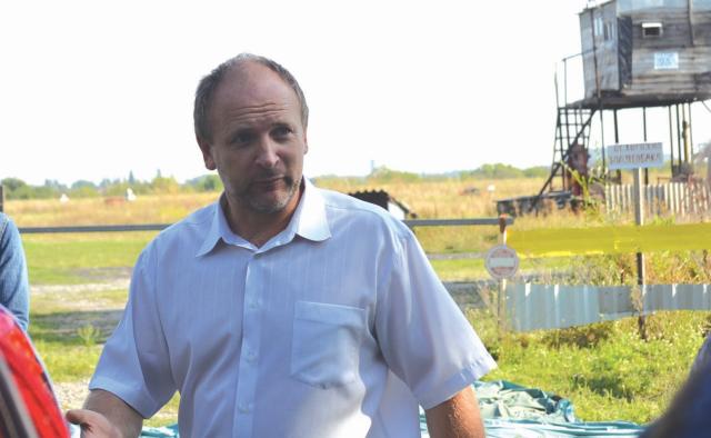 Сергей Толоков, начальник Шахтинского авиационно-технического спортивного клуба ДОСААФ России: