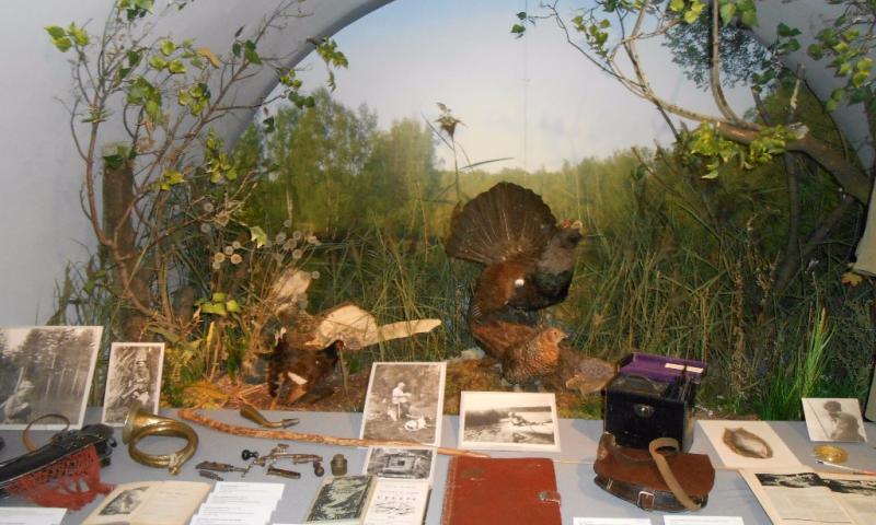 В «Шолохов-Центре» открывается выставка «С ружьем и лирой. Русская литература и охота»