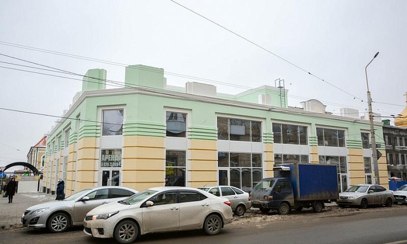 В Ростове завершили реконструкцию гиперларька Бояркина