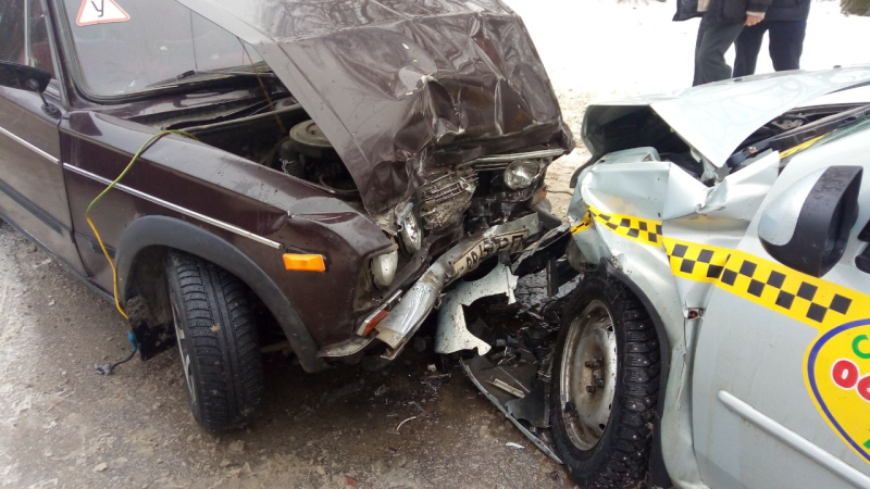 В Шахтах на автодороге «Центр – пос.Артем» в страшной аварии погибла женщина