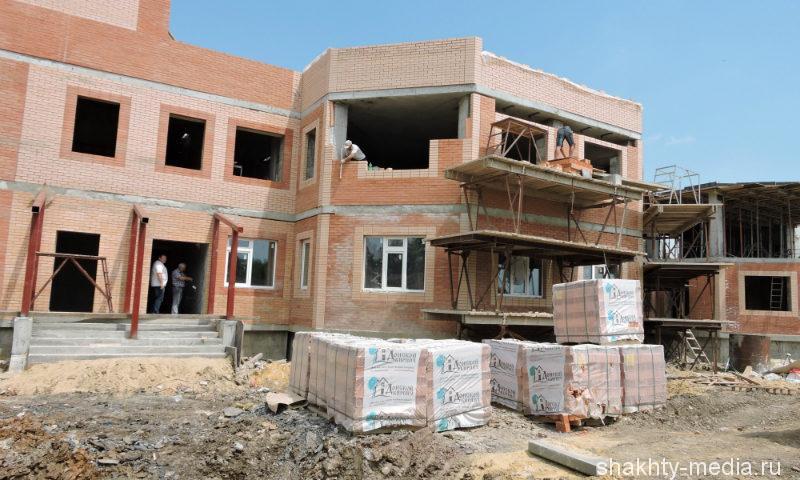 В Шахтах за мошенничество во время строительство детского сада осужден директор фирмы