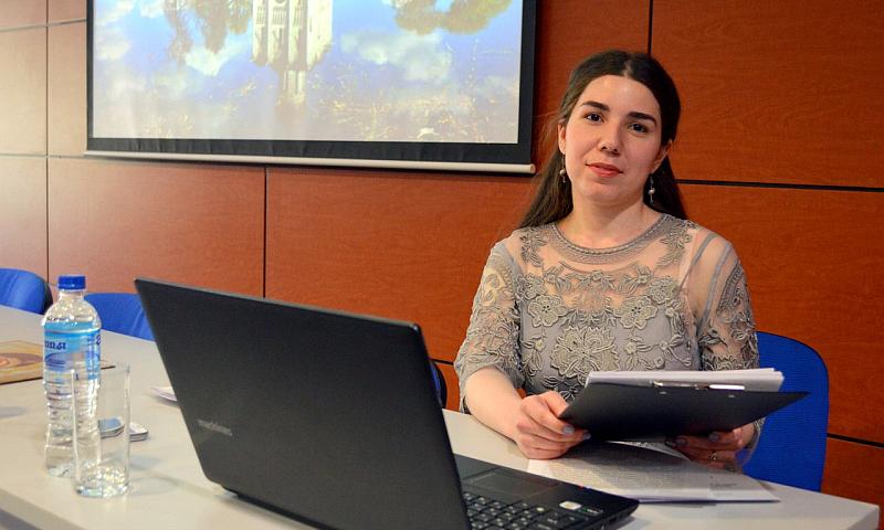 Шахтинка Лилит Симонян победила в международном конкурсе