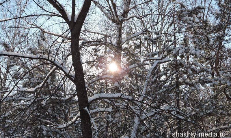 Новая неделя принесет в Шахты снегопад и мороз до -18 градусов