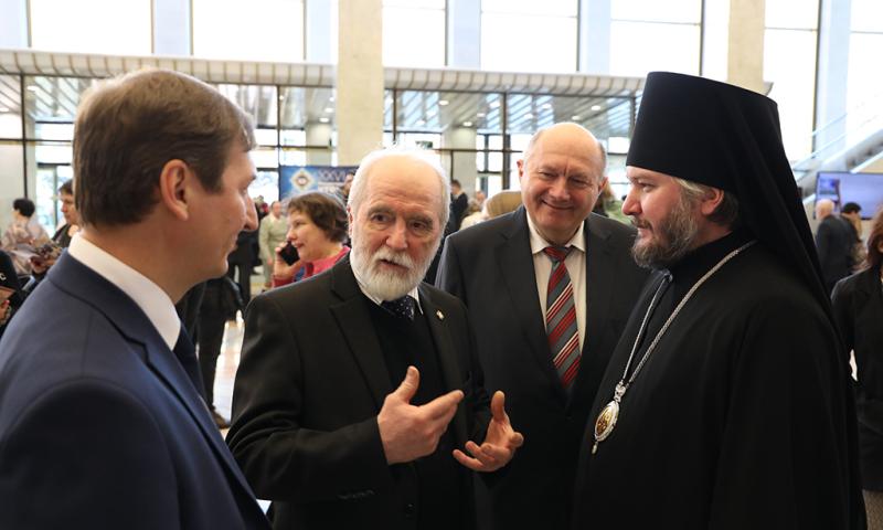 Представители  Шахтинской епархии приняли участие в Рождественских образовательных чтениях