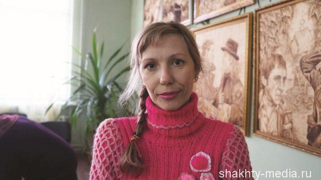 Ольга Демченко, швея: