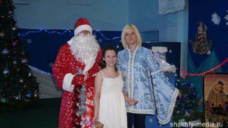 Друзья школы-интерната №16 осуществили  новогодние желания 43 воспитанников