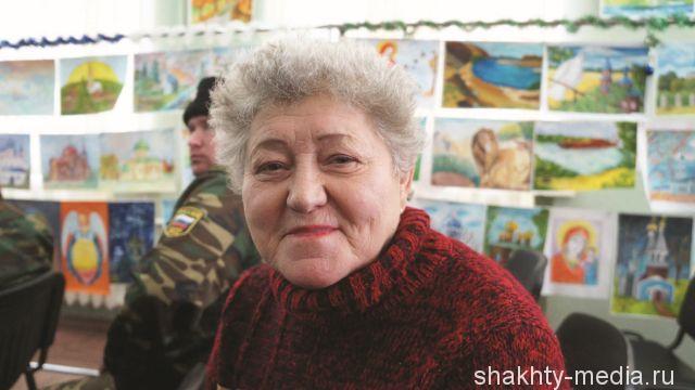 Тамара Кудымова, пенсионерка: