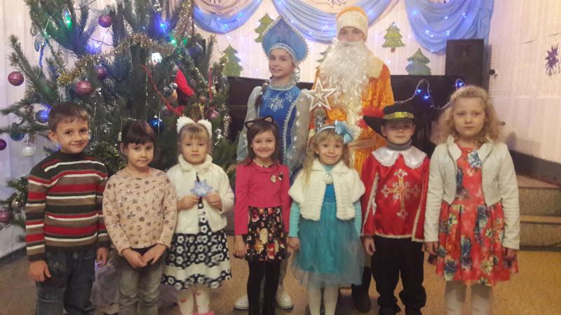 В Центре искусств казачьей культуры  отпраздновали Новый год