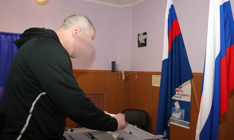 В ГУФСИН России по Ростовской области начата подготовка к проведению выборов Президента России