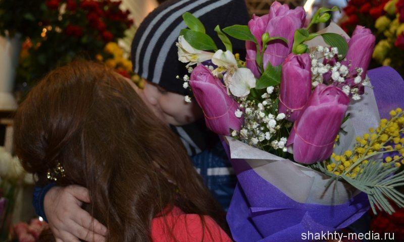 В Шахтах развернется цветочный базар
