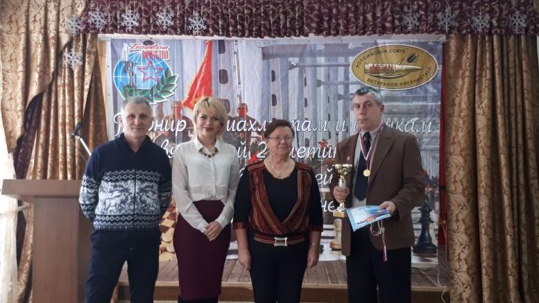 V открытый шахматно-шашечный турнир прошел в г. Зверево
