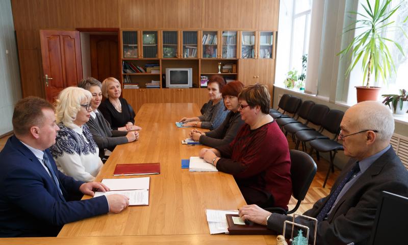 Школа искусств города Шахты подписала договор о социальном партнерстве с Таганрогским институтом им.А.П.Чехова