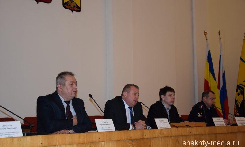 Участковые избирательные комиссии г.Шахты будут под усиленной охраной