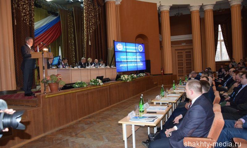В г.Шахты подписано Соглашение о создании инновационно-производственного кластера дорожной отрасли Ростовской области