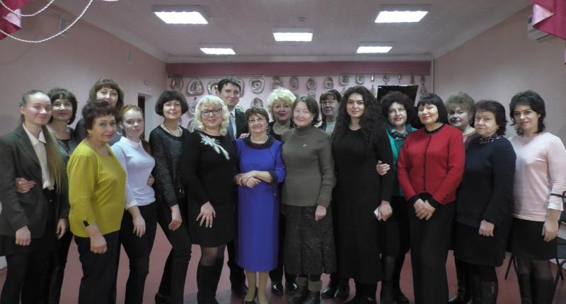 В школе искусств города Шахты прошла педагогическая конференция