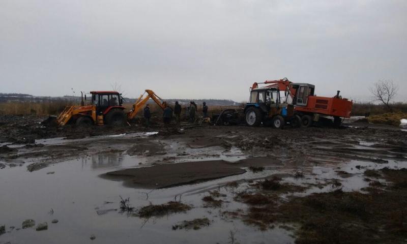 Реконструкция Шахтинско-Донского водовода продолжается