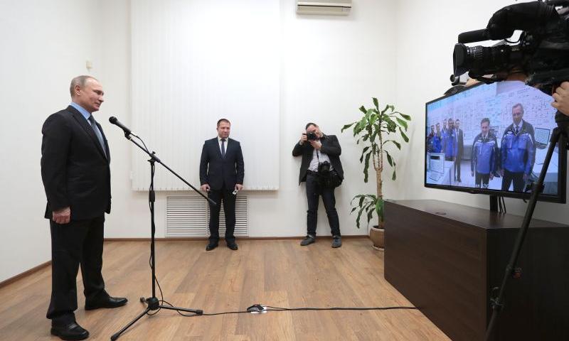 Осуществлен энергопуск 4-го блока Ростовской АЭС