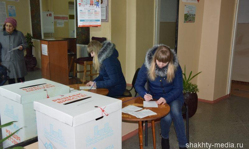 Более 8000 шахтинцев приняли участие в голосовании в рамках проекта «Формирование комфортной городской среды»