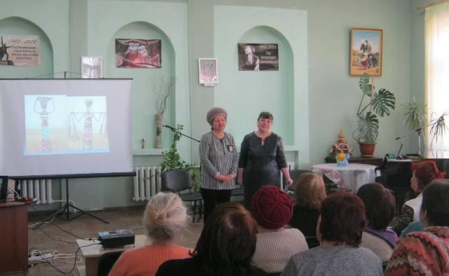 В библиотеке им. А. С. Пушкина прошел концерт «О женщина! Ты вдохновение! Ты праздник жизни!»