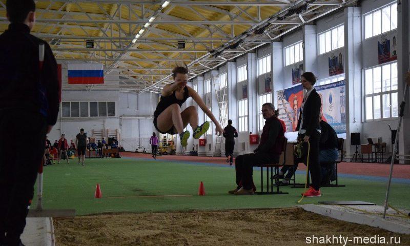 В Шахтах прошли Всероссийские соревнования по прыжкам на призы олимпийского чемпиона Андрея Сильнова