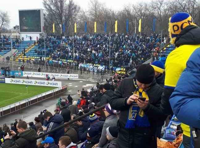 Первая в этом году игра ФК «Ростов»,  на стадионе «Олимп-2», закончилась боевой ничьей
