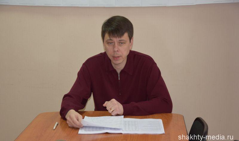 Председатель ТИК города Шахты рассказал журналистам об итогах голосования