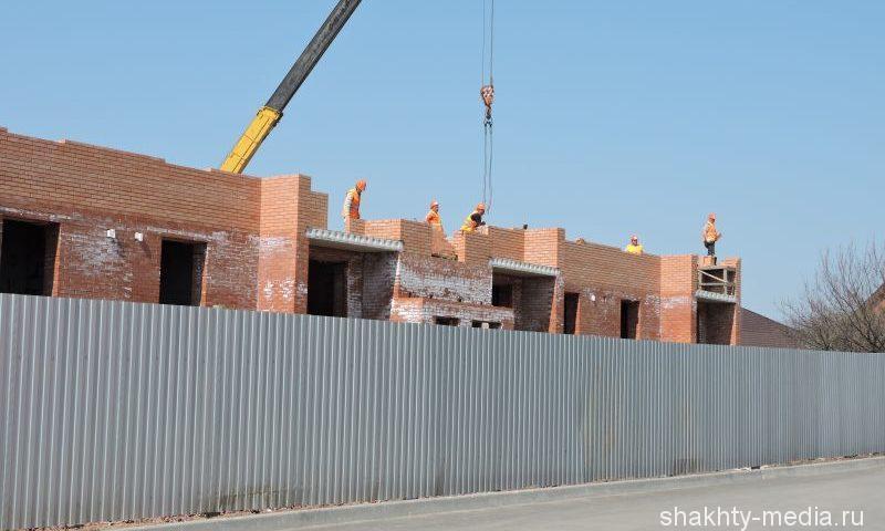 С начала года на Дону построено более 275 000 квадратных метров жилья