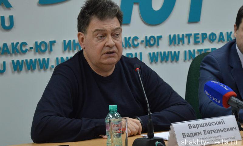 В Москве задержан генеральный директор РЭМЗ Вадим Варшавский