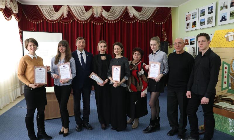 Просветительским литературно-музыкальным проектом Шахтинская епархия отметила День православной книги