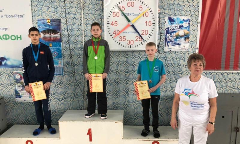 Лучшие шахтинские пловцы примут участие в областных соревнованиях в Волгодонске