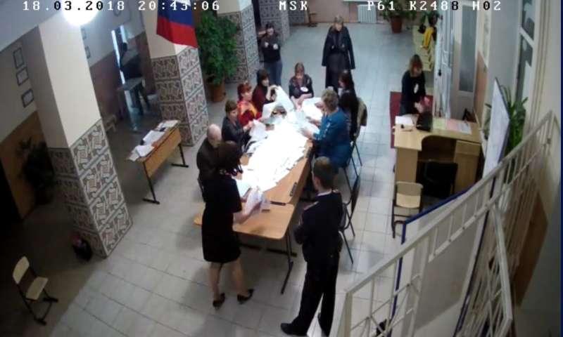 Выборы Президента России: голосование завершилось, идет подсчет голосов