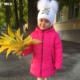Арина Попкова, 3,5 года