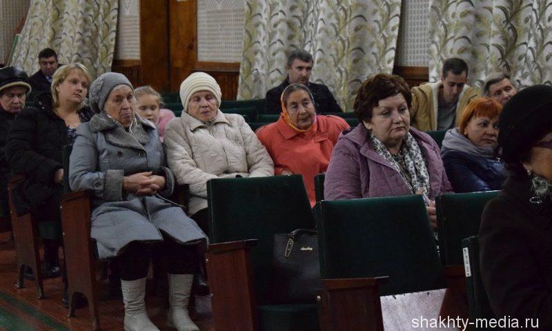 В поселке Сидоровка г.Шахты  пройдет выездной прием граждан