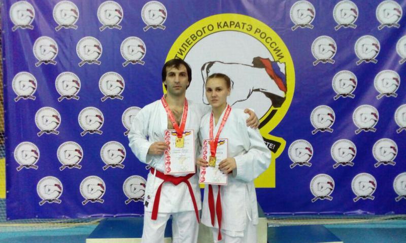 В Ростове прошли  чемпионат и первенство Ростовской области по всестилевому каратэ