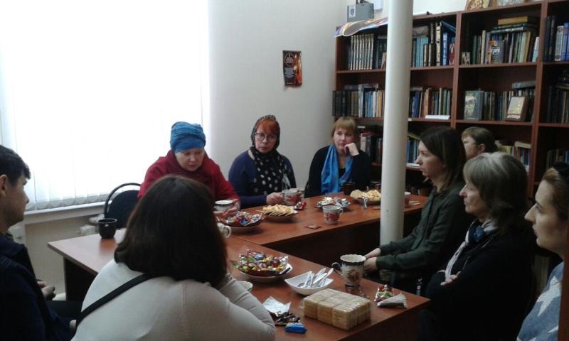 В  Шахтинской епархии расширены формы помощи кризисным семьям